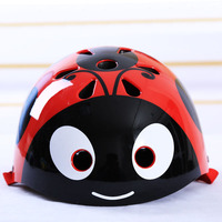Animal design lovely bicycle helmet for baby
