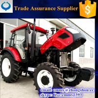 90HP Farming tractor machine 904 4-wheel tractor implement
