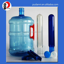 2015 Direct Factory! plastic products alibaba pet product 5 gallon water bottle