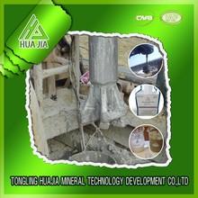 bentonite thickening thickener agent test for drilling mud