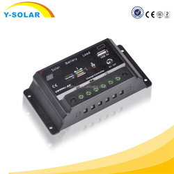 2015 new Solar Charger Controller 30A 12V 24V LCD Display Dual Solar Panel Battery Charge Regulator mobile phone charger