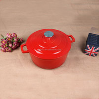 Cast Iron non stick thermoware casserole