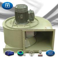 Industrial non-spark mechanical ventilation fan