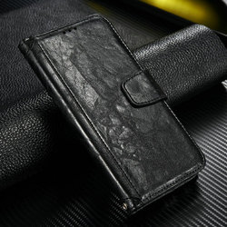 For Samsung galaxy S4 S5 S6 flip leather mobile phone case