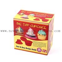 Silicone Giant Cupcake Mold Big Top Cupcake