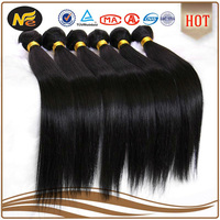 Top quality hair silky straight indian hair