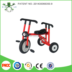 China manufacturer kids 3 wheeler pedal bike for kindergarten