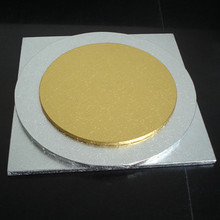 cake board and cake drum