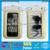 Waterproof diving dry bag Case for iphone5