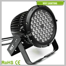 54x3w led par light factory manufacture VIKY Industrial