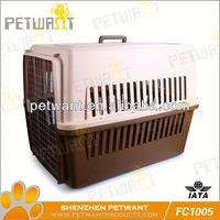 Pet safe Vari Pet Kennel @! Model FC-1005 Meas 90.7*63.6*68.6cm