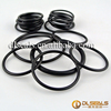 China industrial silicone/viton/epdm flat ring rubber gasket