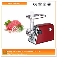 Mini Plastic Meat Chopper Machine Electrical FZ-382