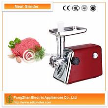 Mini Plastic Meat Chopper Machine Electrical FZ-382