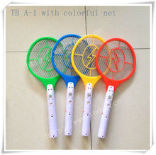 2015 new design rechargeable mosquito swatter pest control