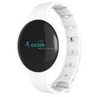 Custom waterproof smart bracelet, health digital vogue watch, sports bluetooth smart watch for man/women with Andriod/IOS