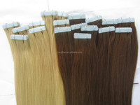 Wholesale Virgin Russian Hair Tape Hair Extension