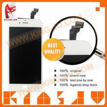 King-Ju General Digitizer Assembly for iphone6, for iphone6 Screen LCD Touch, for iphone6 screen replacement. white&black