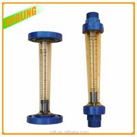 acid flow meter polysulfone flowmeter strong alkali resistance material