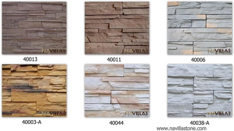 Artificielle d corative panneau mural pour mur int rieur pierre artificielle - Panneau brique decorative ...