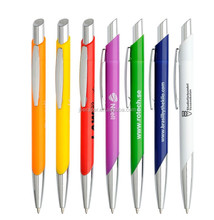 logo branded custom plastic pen