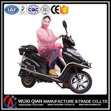 16c PVC/polyester long rain coat