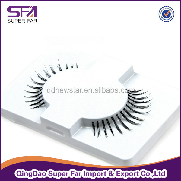 Human Hair False Eyelashes Wholesale 29
