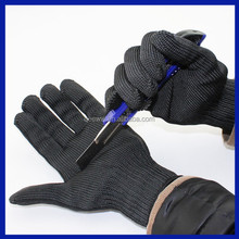 2015 butcher wire mesh stainless steel meat cutting gloves