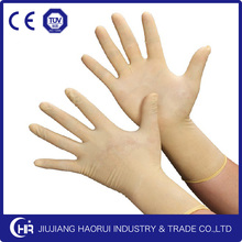 made in china latex gloves price