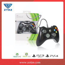 Wholesale Gaming Accessories for xbox 360 Wired Controller