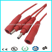 Waterproof action camera underground dc low voltage cable