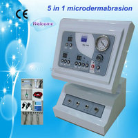 5 in 1 dermabrasion diamond peel side effects with hot cold hammer