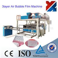 PE Plastic product air bubble film bubble wrap making machine