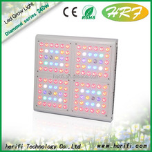 Full spectrum led grow light,360w led grow light for supplemental lighting in price adjustable
