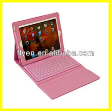 9.7 inch Wireless Keyboard for iPad Tablet PC Keyboard Leather Case Wholesale Good Price