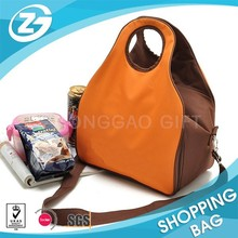 Creative Multicolor Insulated Tote Shoulder Cooler Bag Lunch Bag