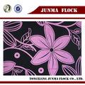 flcoking jacquard tecidos chenille para o sofá e móveis com revestimento