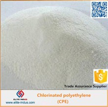 Chlorinated Polyethylene (CPE) , for PVC Impact Modifier, Plastic, Rubber Industry
