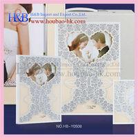 Led Llight Wedding Photo Album Falshing Handmade Photo Albums