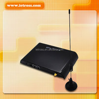 3g wcdma gsm to landline converter with 1 sim and 2 rj-11 fxs phone port for telephone/pbx/alarm system