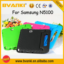 Hot Amazon Kids Tablet Case With Handle For Samsung Tablet,Hot Selling Rubber Case For Samsung Galaxy Tab EVA Foam Tablet Case