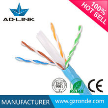 Buena calidad 22AWG /24 AWG/25AWG/26AWG UTP STP SFTP Lan cable