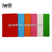 PU Leather Stand Case Cover for ipadmini, new mobile phone accessory