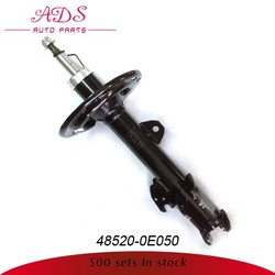 hot sale front shock absorber prices for Japanese cars OEM: 48520-0E050