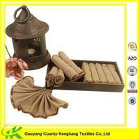 Wholesale Plain Colors Linen Cotton Vintage Tea Towels For Sale