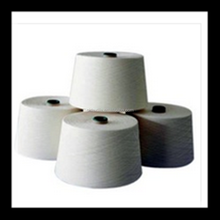 Top quality ring spun bamboo fibre yarn with good yarn evenness