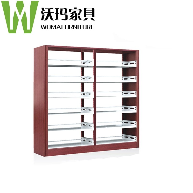 Stainless Steel Library Bookshop Book Trolley For Sale