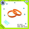 cheap for event quality High quality free silicone wristbands