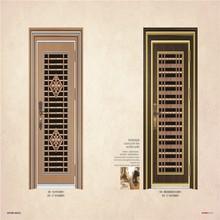 Luxury stainless steel single door