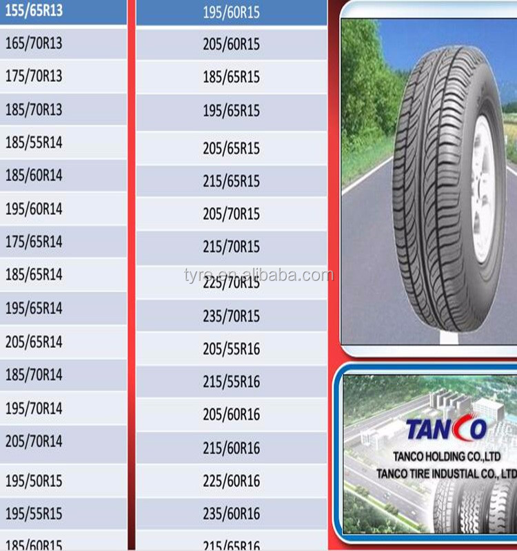 Cheap Car tyres factory in china with warranty letter